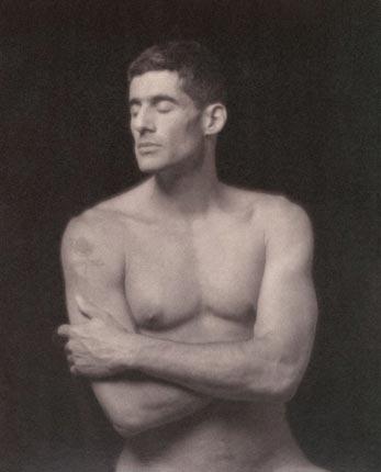 """Heroes-of-Photography-John-Dugdale-Self-portrait"""