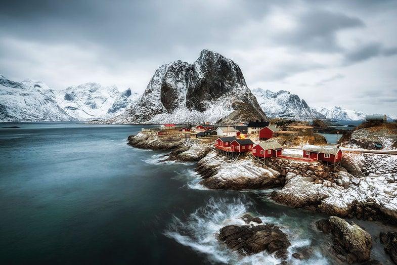 Photo Workshop: Norway