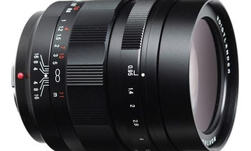New Gear: Cosina Voigtländer Nokton 42.5mm f/0.95 for Micro Four Thirds to Hit Japan in August