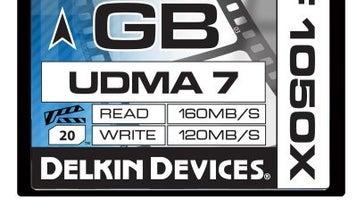 New Gear: Delkin CF 1050X UDMA 7 Cinema Memory Card Ready for 4K