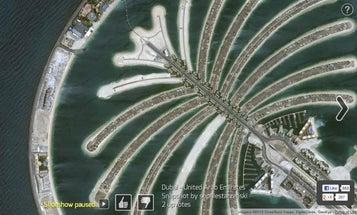 Stratocam Lets You Take Aerial Photos Using Google Maps