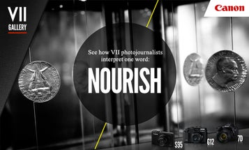 Canon and VII Gallery – Capturing the word NOURISH [Sponsored Post]