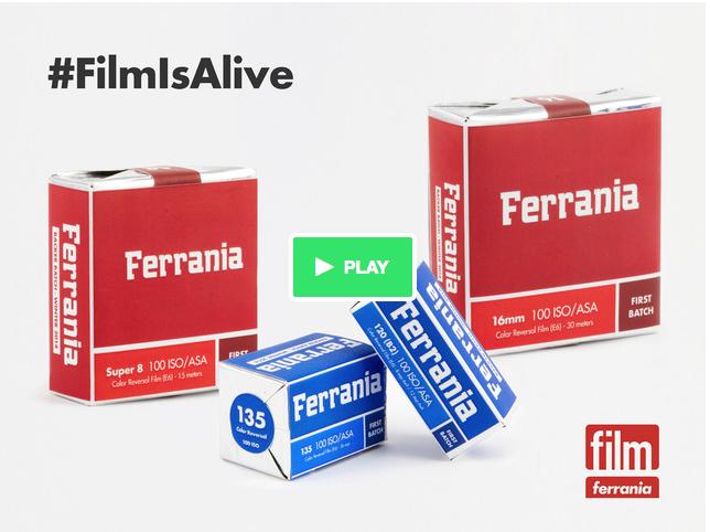 Film Ferrania kickstarter thumb