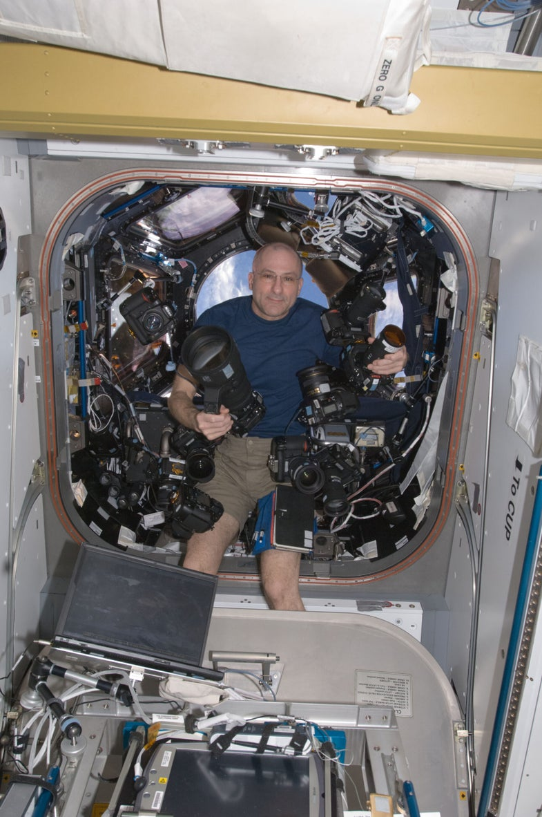 Astronaut Camera Collection