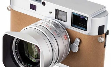 Leica Monochrom Silver Anniversary Edition Camera Will Cost You $21,000