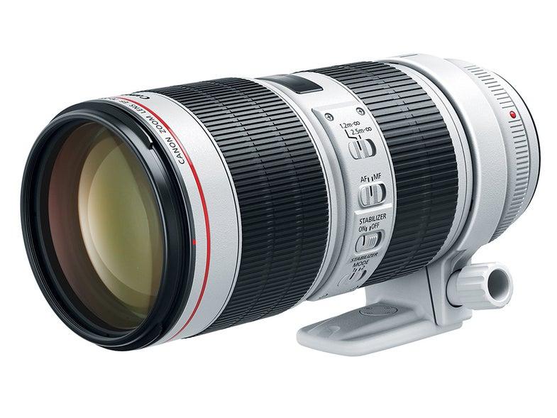 Canon 70-200 28l mount