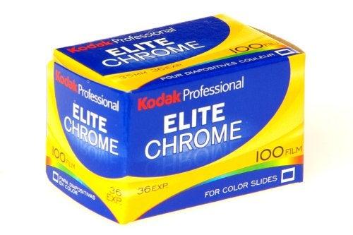 Kodak elite chrome