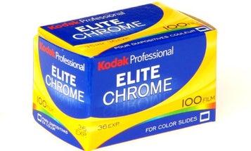 Kodak Updates Film Packaging and Catalog Listings, Kills Elite Chrome 100 [UPDATED]