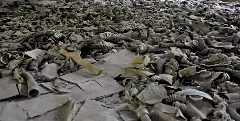 UrbEx Photographer Tim Knifton Explores Chernobyl's Eerie Ruins