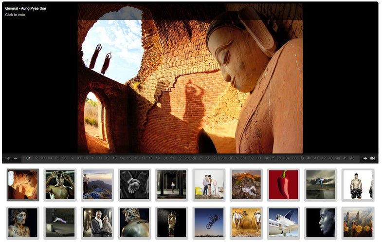 Hasselblad Masters Awards 2012