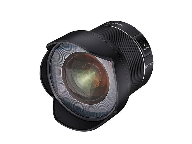 AF 14 mm f2.8 Nikon F