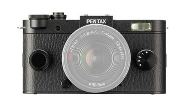 New Gear: Pentax Q-S1 Is the Smallest Interchangeable-Lens Digital Camera