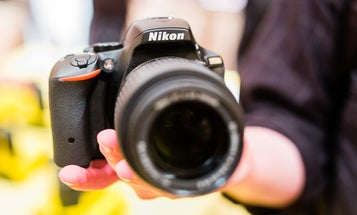 New Gear: Nikon D5500 DSLR, 55-200mm F/4.5-5.6 VR II and 300mm F/4 VR Lenses
