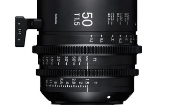 Sigma Enters The Cinema Lens Market With Two Cine Zooms, Primes To Come