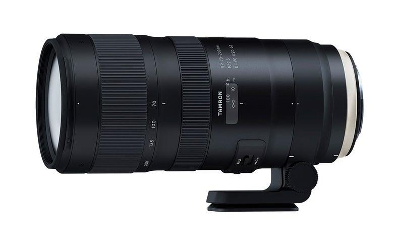 Tamron 70-200mm f/2.8 VC