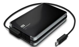 New Gear: Western Digital  My Passport Pro Thunderbolt-Only RAID Drive