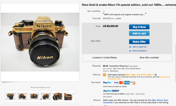 Open Post: What's The First Photography-Related Thing You Would Buy If You Won the Lottery