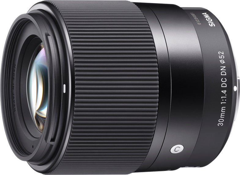 Sigma 30mm f/1.4 DC DN Contemporary Lens