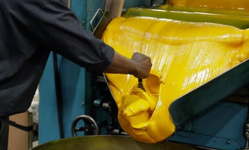 The Process of Making Printing Ink Is Wonderfully Mesmerizing