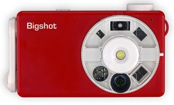 Bigshot Is a DIY Camera For Teaching Kids About Photography, Science