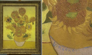 Fujifilm Perfectly Reproduces Van Gogh Works — Down to the Brushstrokes