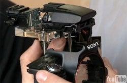 Inside Look Sony Nikon