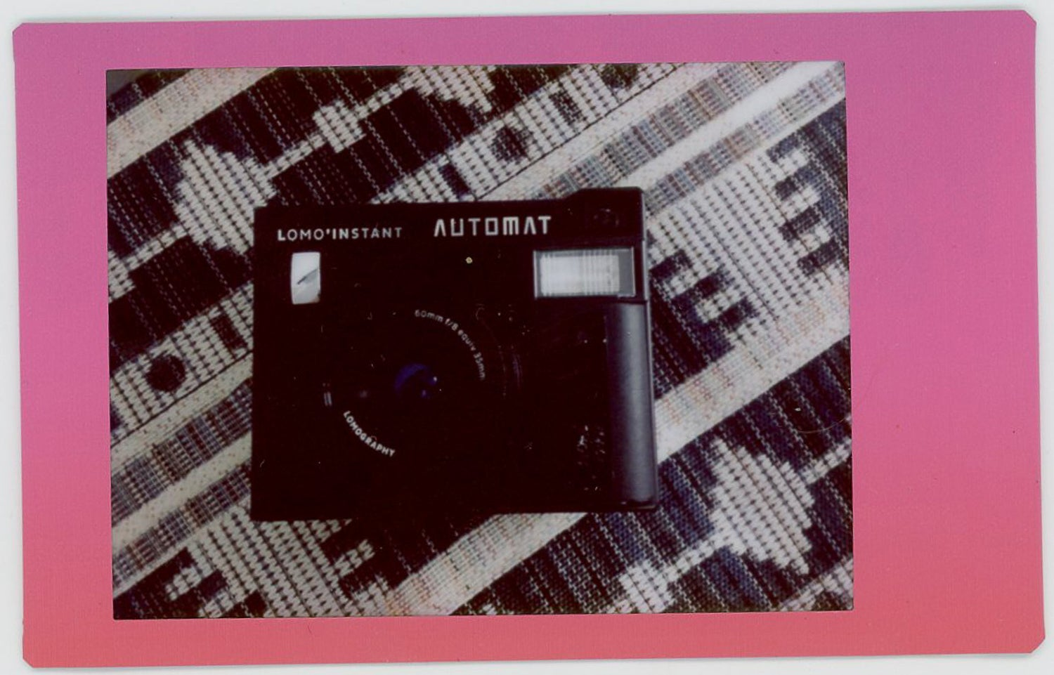 Hands On: Lomo'Instant Automat Film Camera