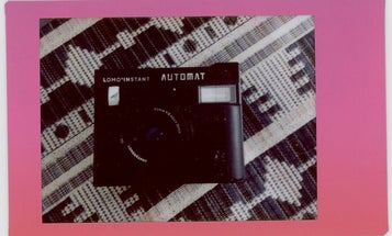 Hands On: Lomo'Instant Automat Film Camera