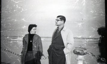 50+ Year Old Exposed Film Reveals Wonderful Photos