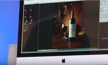 This Is How You Create a High-End Photograph of a Bottle of Wine