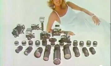 45 Awesome Classic Camera Commercials