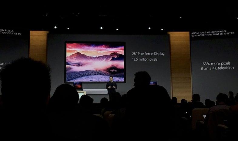 Microsof Surface Studio