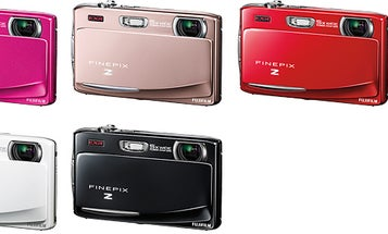 New Gear: the Fujifilm FinePix Z950 EXR Compact Camera