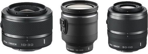 Nikon 1 lenses