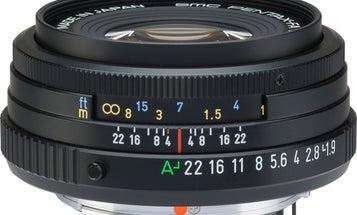 Pentax 43mm f/1.9 FA Limited
