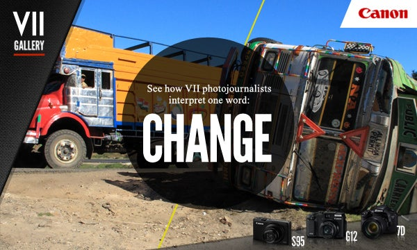 Canon VII Gallery Change