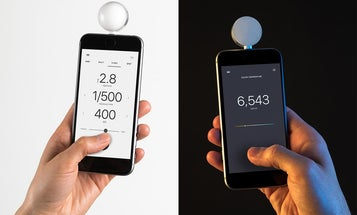 Kickstarter: Lumu Power Is a Full-Featured Light Meter For the iPhone