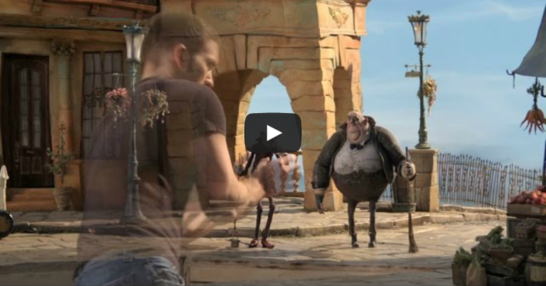 Boxtrolls Timelapse Shows the Work that goes into stop-action animation