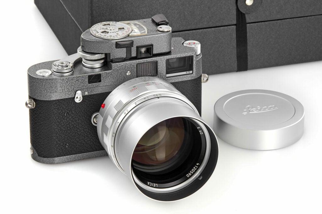 Classic Leica Auction Prototype