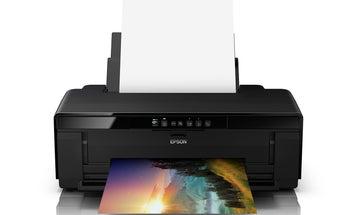 Printer Test: Epson SureColor P400