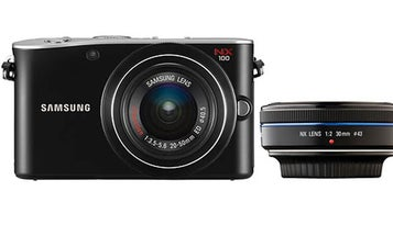 Samsung Updates Firmware for NX100 and NX10