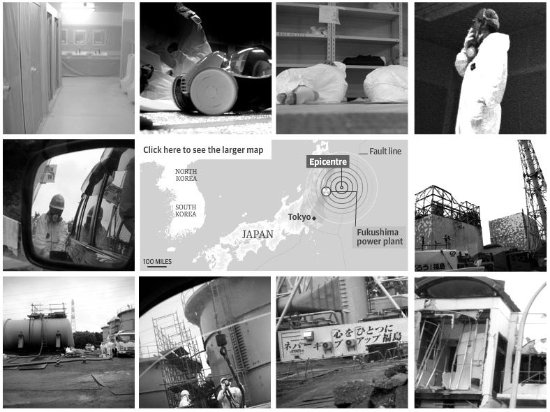 Fukushima photoessay