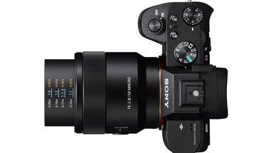 Sony Announces FE 50mm f/2.8 Macro Lens For Full-Frame Cameras