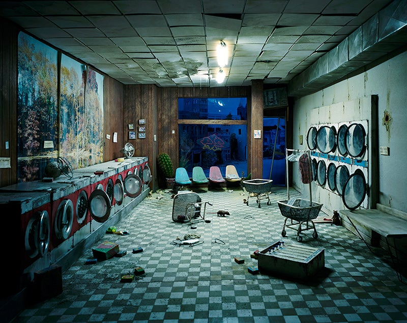 """Laundromat"