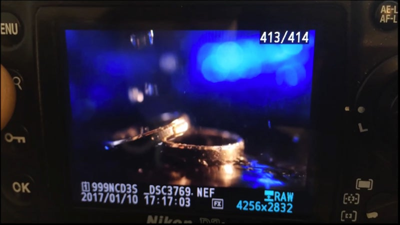 Photo Hacks: Adding Drama to Macro Ring Shots With Everyday Objects