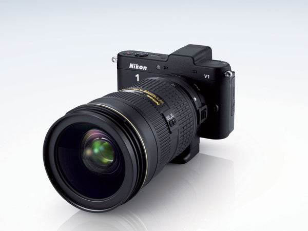 Nikon 1 adapter