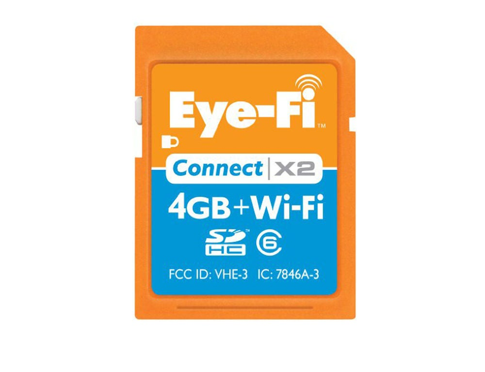 Eye-Fi issues new software for old cards.