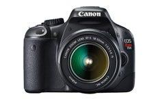 Canon EOS Rebel T2i promo