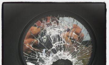 $80,000 Broadcast Camera Smashed By Stray Golfball At British Open