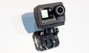 The Liquid Image Ego LS Action Camera Streams Video Over Verizon XLTE